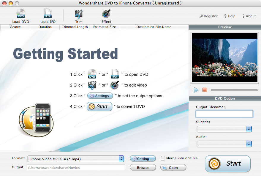 dvd to iphone suite for mac